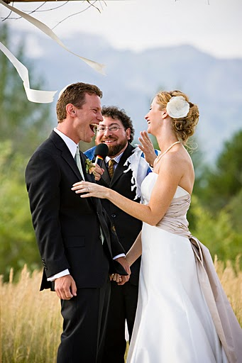 Happy Wedding in Jackson Hole